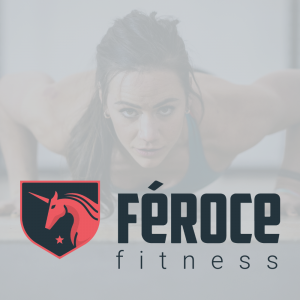 Féroce is a functional fitness and bodybuilding program for everyone, designed by Camille Leblanc-Bazinet.